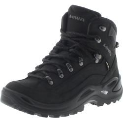 Photo of Lowa 320945-0998 Renegade Gtx Mid Ws Tiefschwarz Damen Hiking Stiefel – Schwarz Lowa