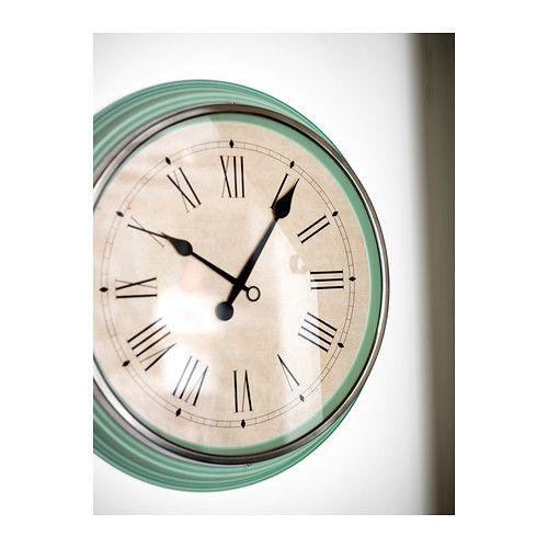 SKOVEL Wall clock - IKEA   Office   Pinterest
