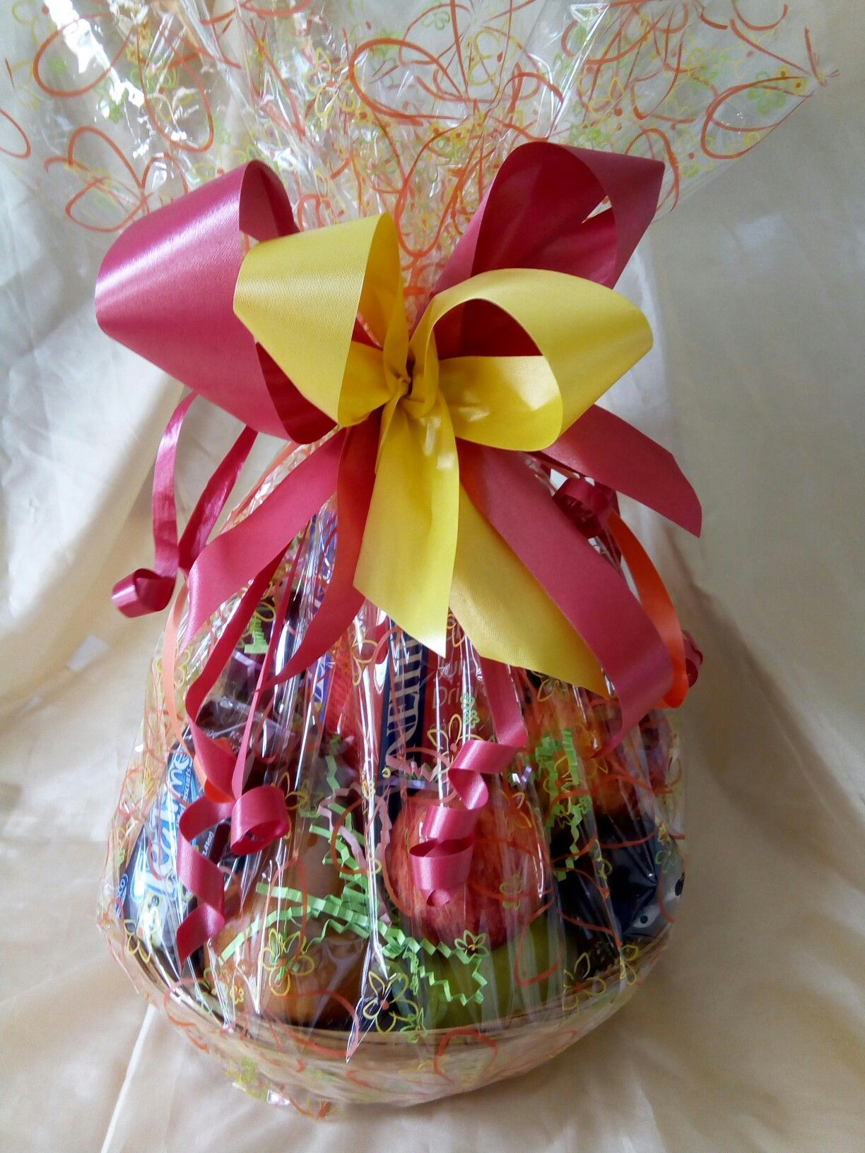 Fruit Basket  A Great Gift For Fathers