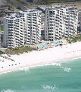 Silver Beach Towers Destin Florida