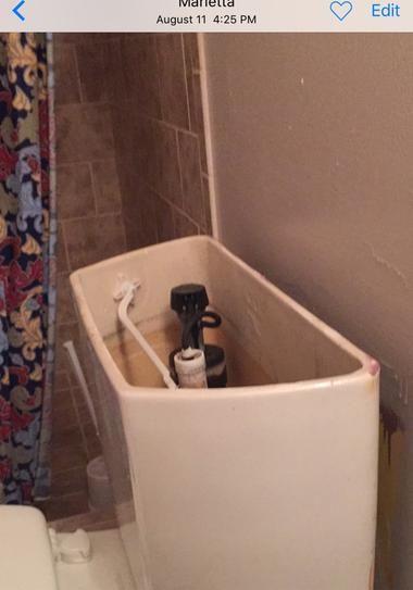 Fluidmaster PerforMAX Complete Toilet Repair Kit   Toilet, Handy man ...