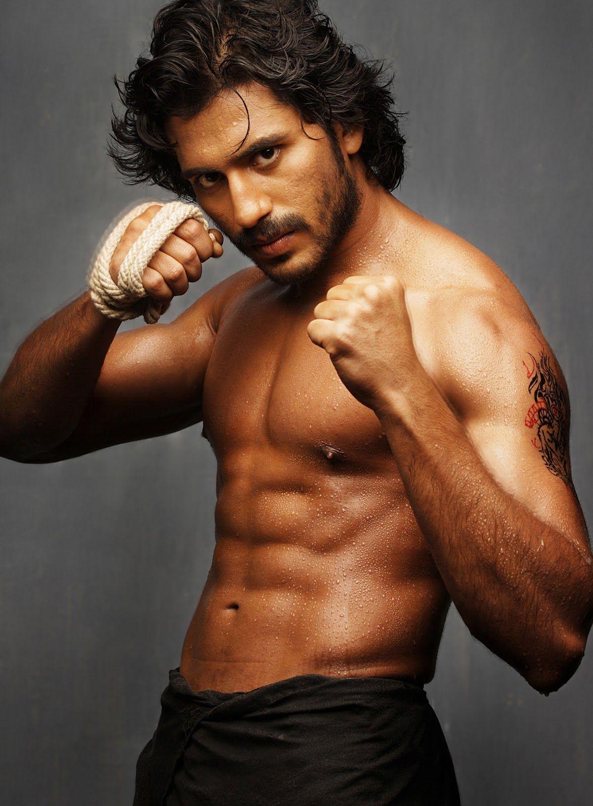 Tamilisches männliches Model #9