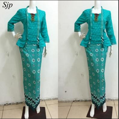 Desain Baju Batik untuk Kantor Wanita Terbaru di 2020 ...