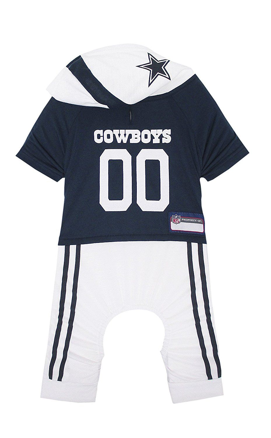 release date: 0f934 bbd9e Dallas Cowboys Small Pet Jersey NEW NFL Dog Puppy Shirt ...