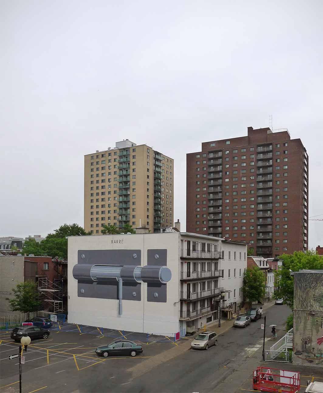 Ecsif — Lock (Montreal)