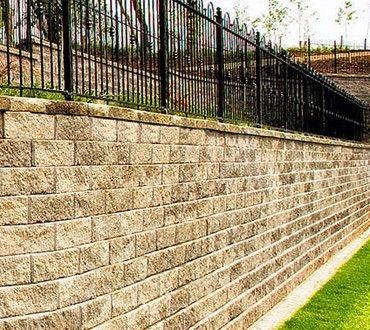 Anchor Diamond® | Anchor Vertica® Retaining Walls | Pinterest ...