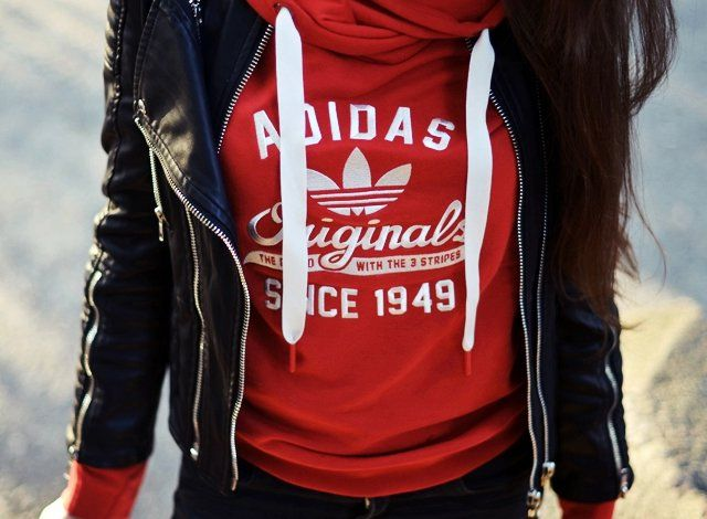 adidas Originals University Hoodie