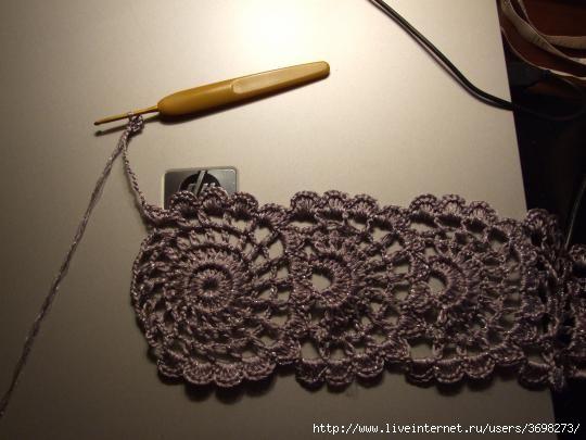 Crochet bolero. Discussion on LiveInternet - Russian Service Online Diaries