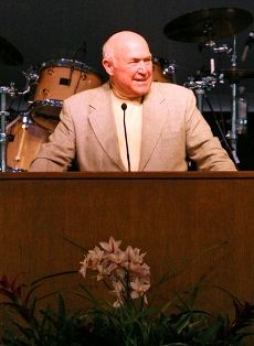 Chuck Smith passed away today. That man has meant so much to me and my family. We are praying for his family that their hearts will be healed after the pain of this loss.
