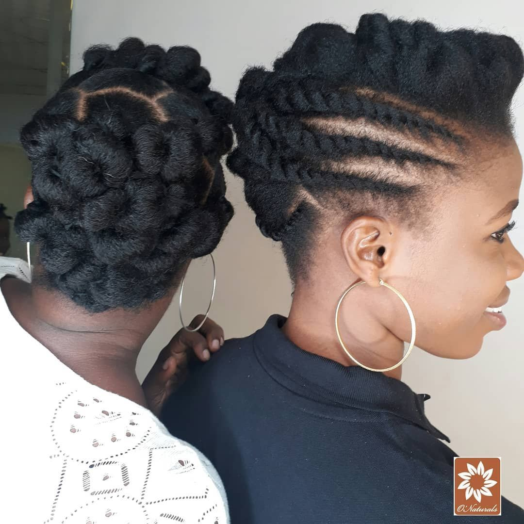Puffythread And Joemo Hairstyles Exclusive To O Naturals Onaturals1 Onaturals Onaturalsstylist Hairmana Idees De Coiffures Cheveux Crepus Coiffure