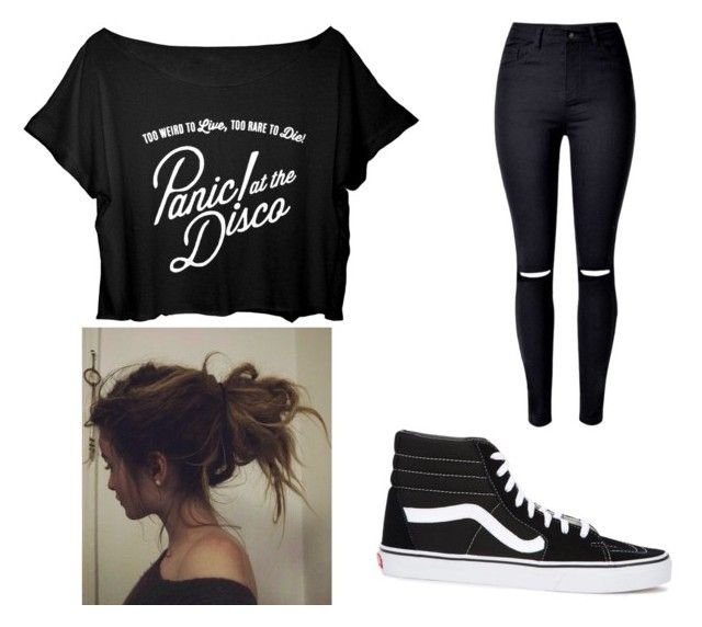 """""""simple"""" by janiyahberry1980 on Polyvore featuring Vans"""