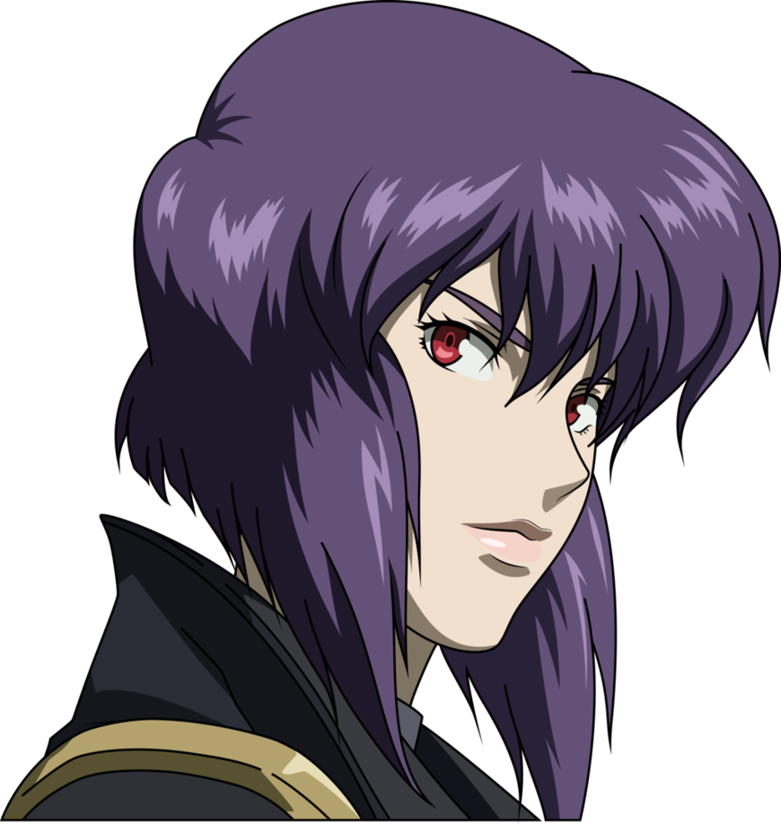 Ghost In The Shell Solid State Society Motoko Kusanagi Ghost In The Shell Motoko Kusanagi Mecha Anime