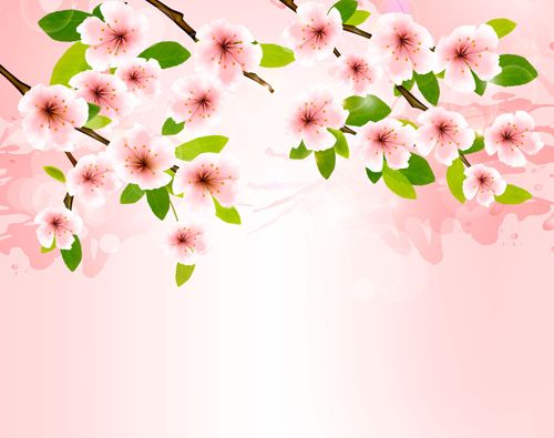 Spring pink background with flowers vector httpswelovesolo spring pink background with flowers vector welovesolo mightylinksfo Gallery