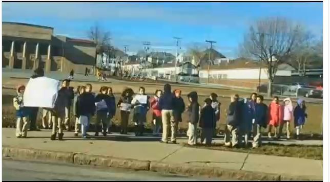 'I don't think 7-year-olds can come up with the idea...'Police Officer Dad Understandably Upset When He Finds Out What His 2nd Grader's Class Did at Recess