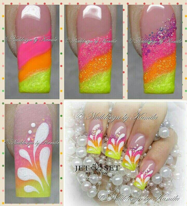 Tutorial nail art