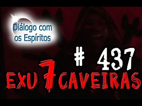 Diálogo 437 - Exu Sete Caveiras - Médium Pai Cléber de Ogunjá