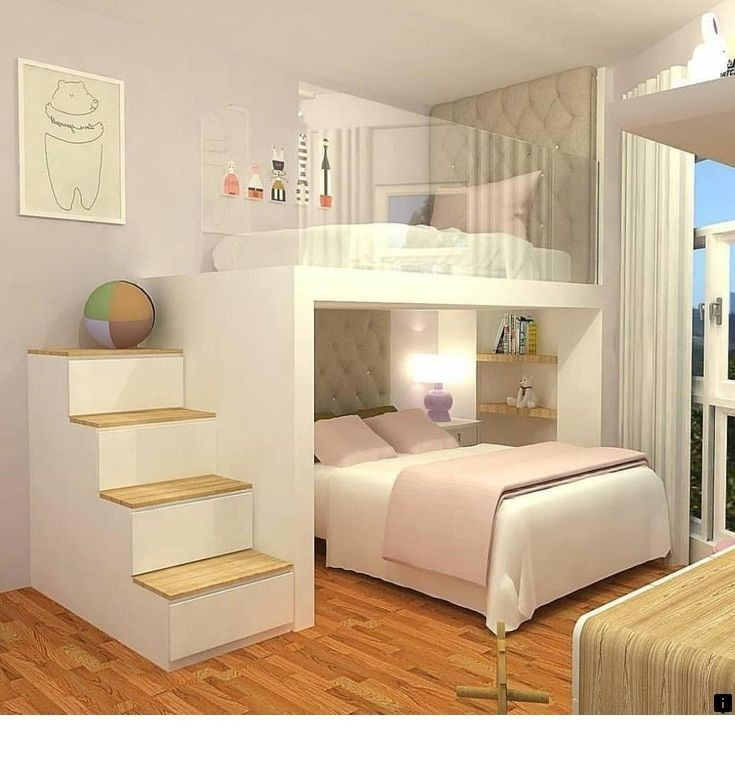 Check This Website Resource Discover More About Double Deck Bed Design Just Click On The Lin Apartment Bedroom Decor Girl Bedroom Designs Room Design Bedroom