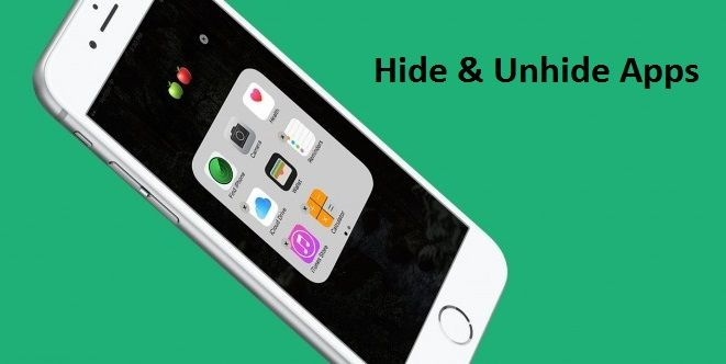 How to Hide & Unhide Apps on Android and iPhone Party