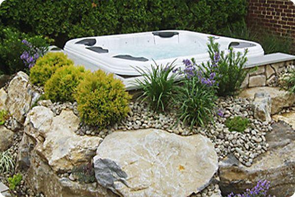 5 Ways To Improve Your Spa Or Hot Tub Appeal Hottubworks Blog Hot Tub Landscaping Hot Tub Garden Hot Tub Backyard