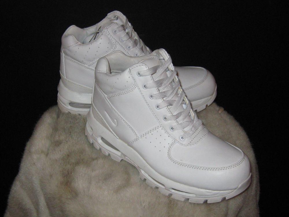 nike acg hvit boots