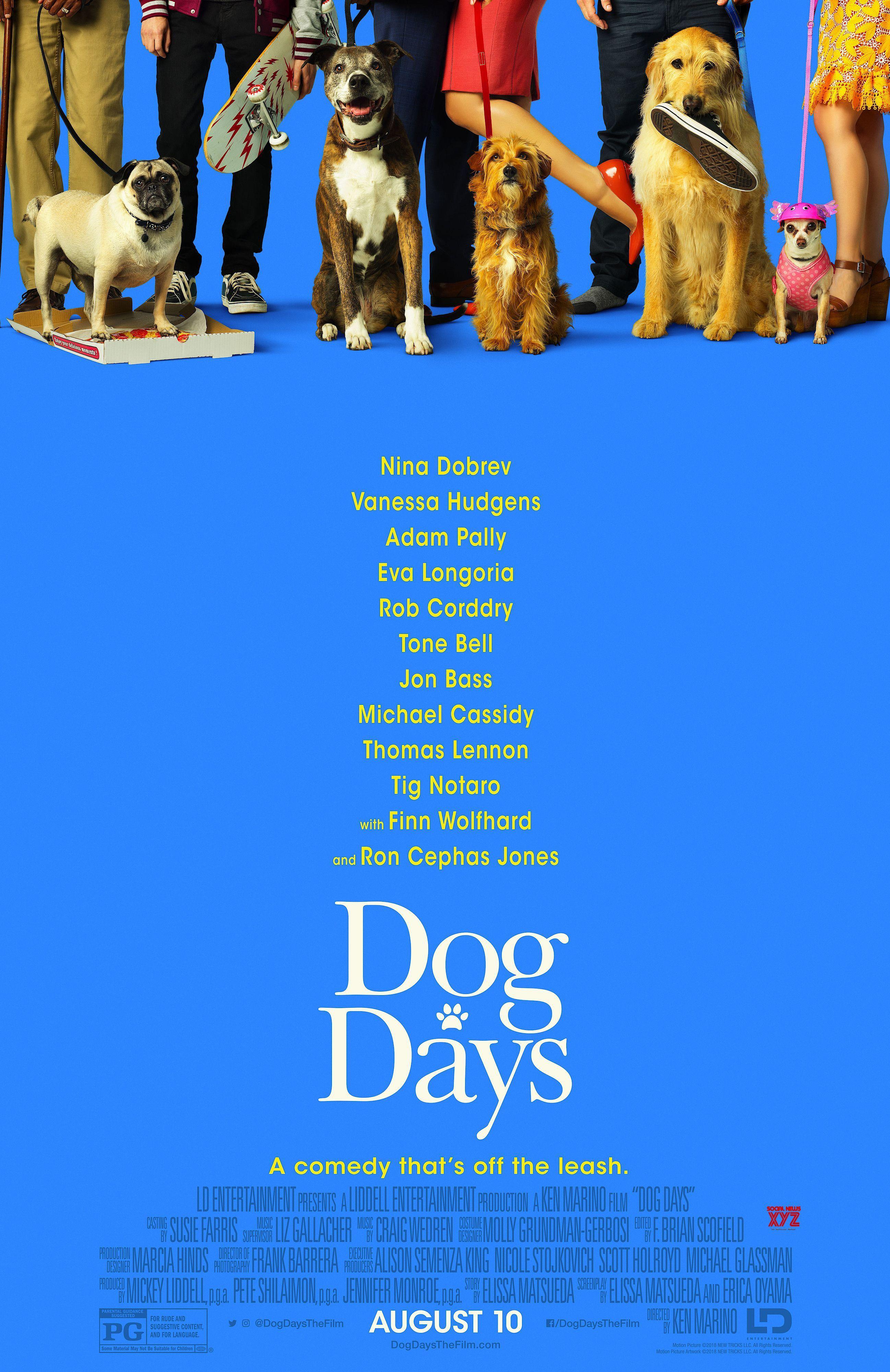 Dog Days (2018) (1080p BluRay x265 HEVC 10bit AAC 5 1 Tigole