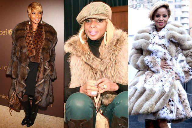 Celebrities Who Wear Fur Fur Fashion How To Wear Fur