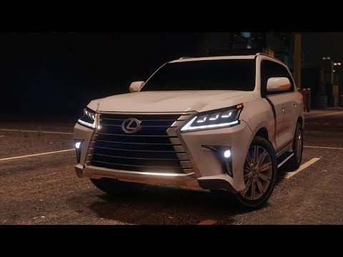 Awesome Lexus GTA 5 Lexus LX 570 LatestGames Check more at