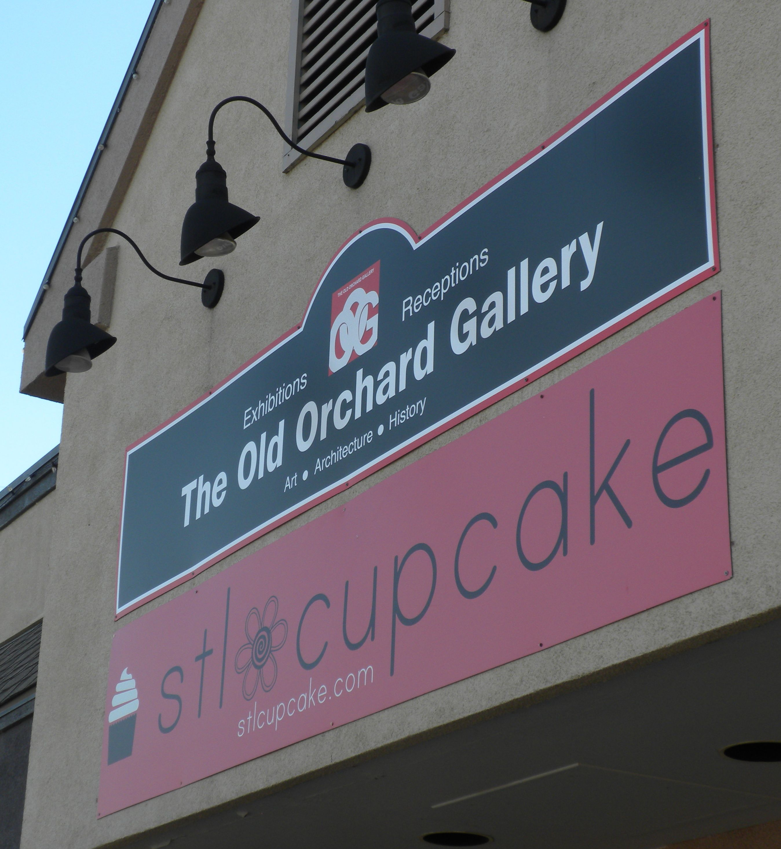 St Louis Cupcake Old Orchard Coffee To Go Architecture History
