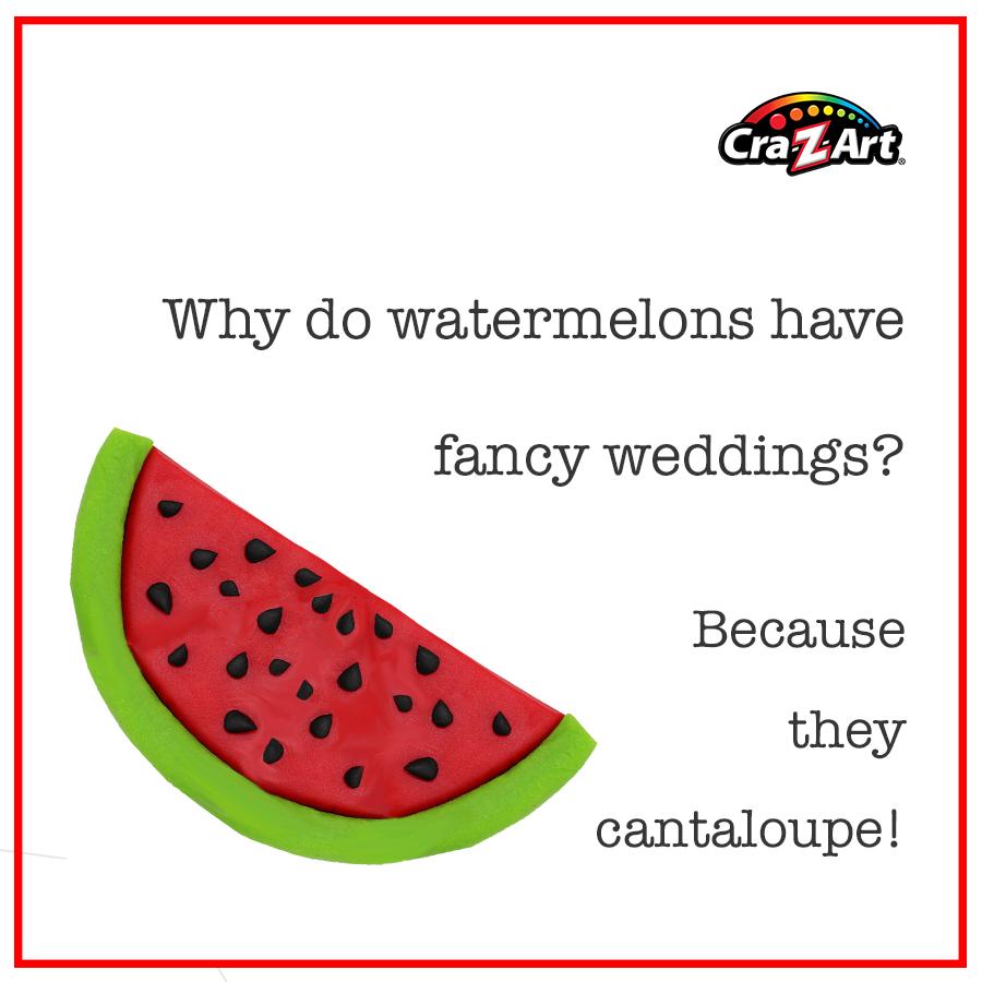 Funny Kid Friendly Jokes Good For The Whole Family Watermelon Fruit Wedding Cantaloupe Wedding Jokes Wedding With Kids Watermelon Jokes