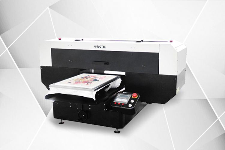 Oric #DTG T-shirt printer with Ricoh printhead  colorful
