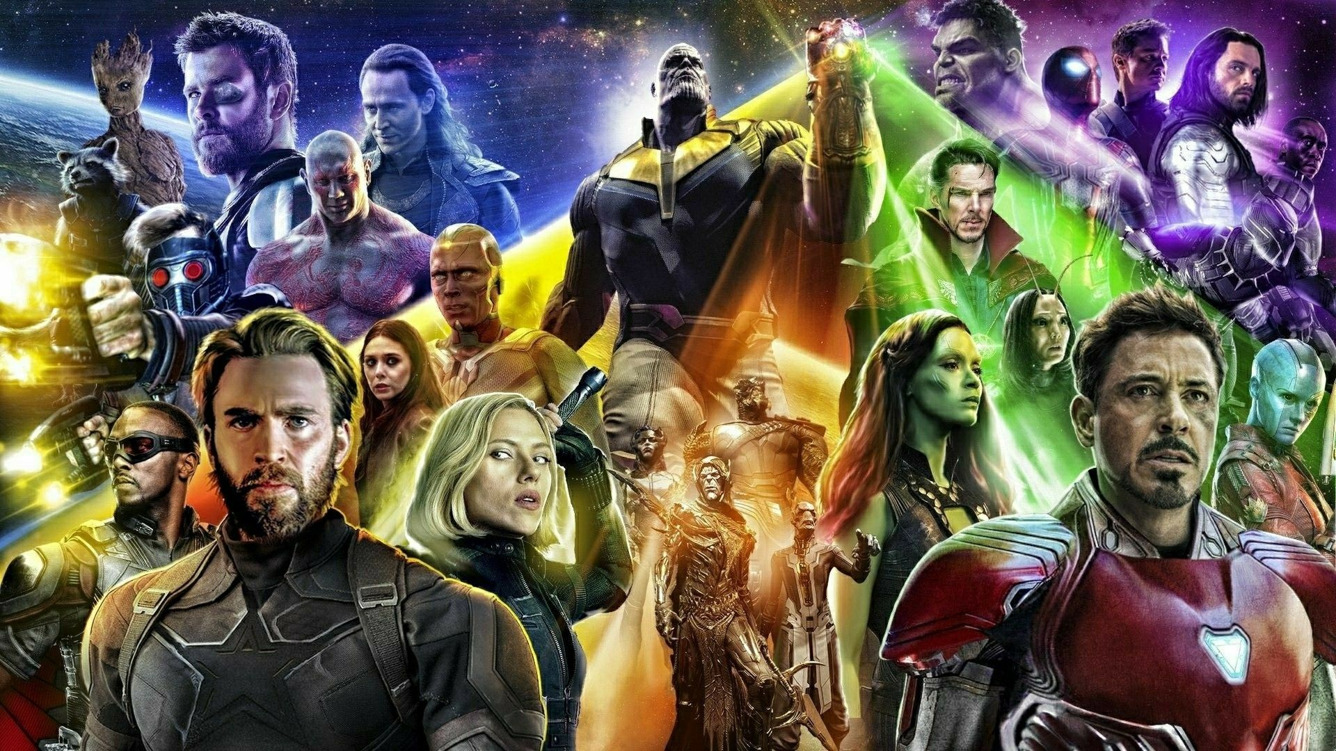avengers infinity war | wallpapers | film, fan y marvel