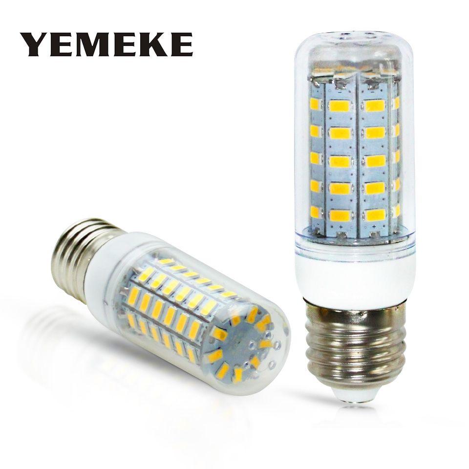 Super LED Bulb E27 E14 SMD 5730 LED Lamp 24 36 48 56 69leds 220V led ...