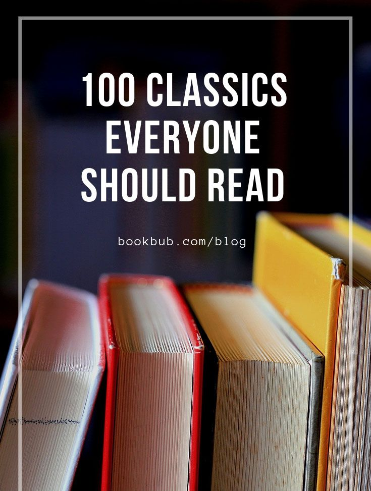 b58926b7dfdc Reading Challenge  100 Classics to Read in a Lifetime in 2019