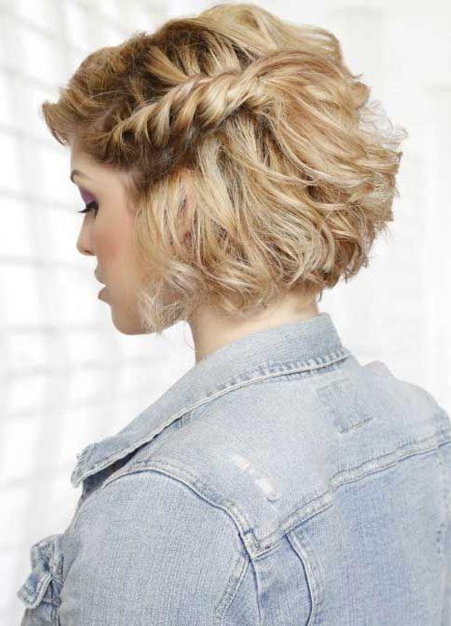 Hairstyles For Short Hair For Prom Andrea S Best Picks Pinterest