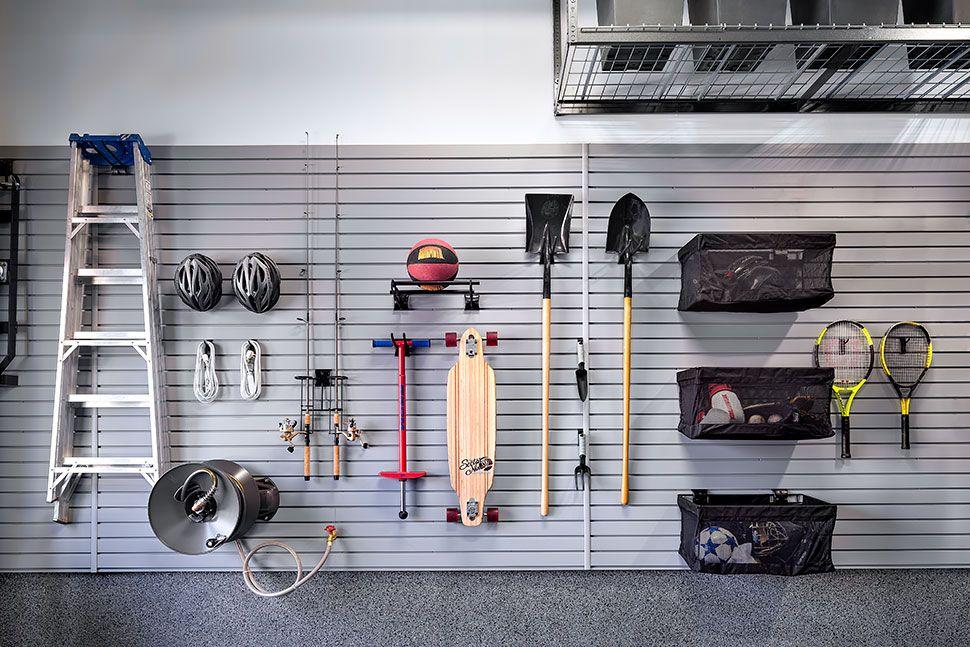 garage organization wall systems