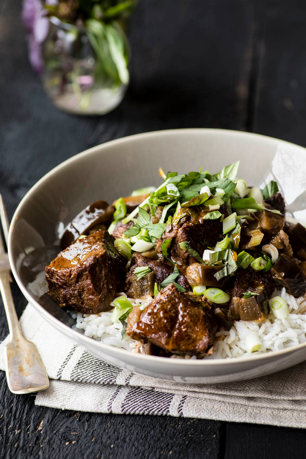Photo of Really tender slow-cooked Indian beef! If you …