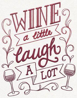 Uncorked Wine A Little Laugh A Lot Design Ut13334