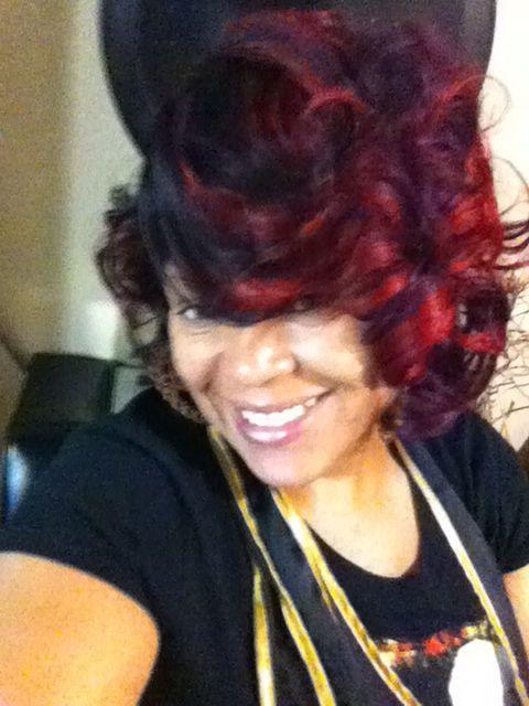 Milky Way Oprah Curl Hair Hairstyles By Ladonna Hair Styles
