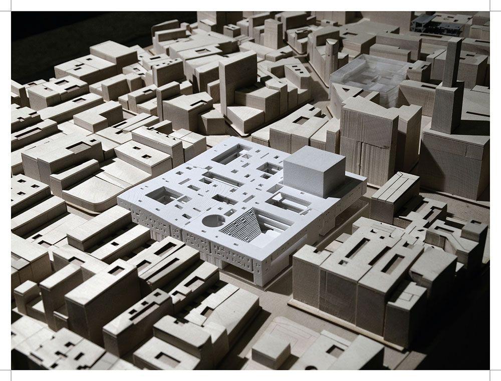 Yale university architecture thesis proposal