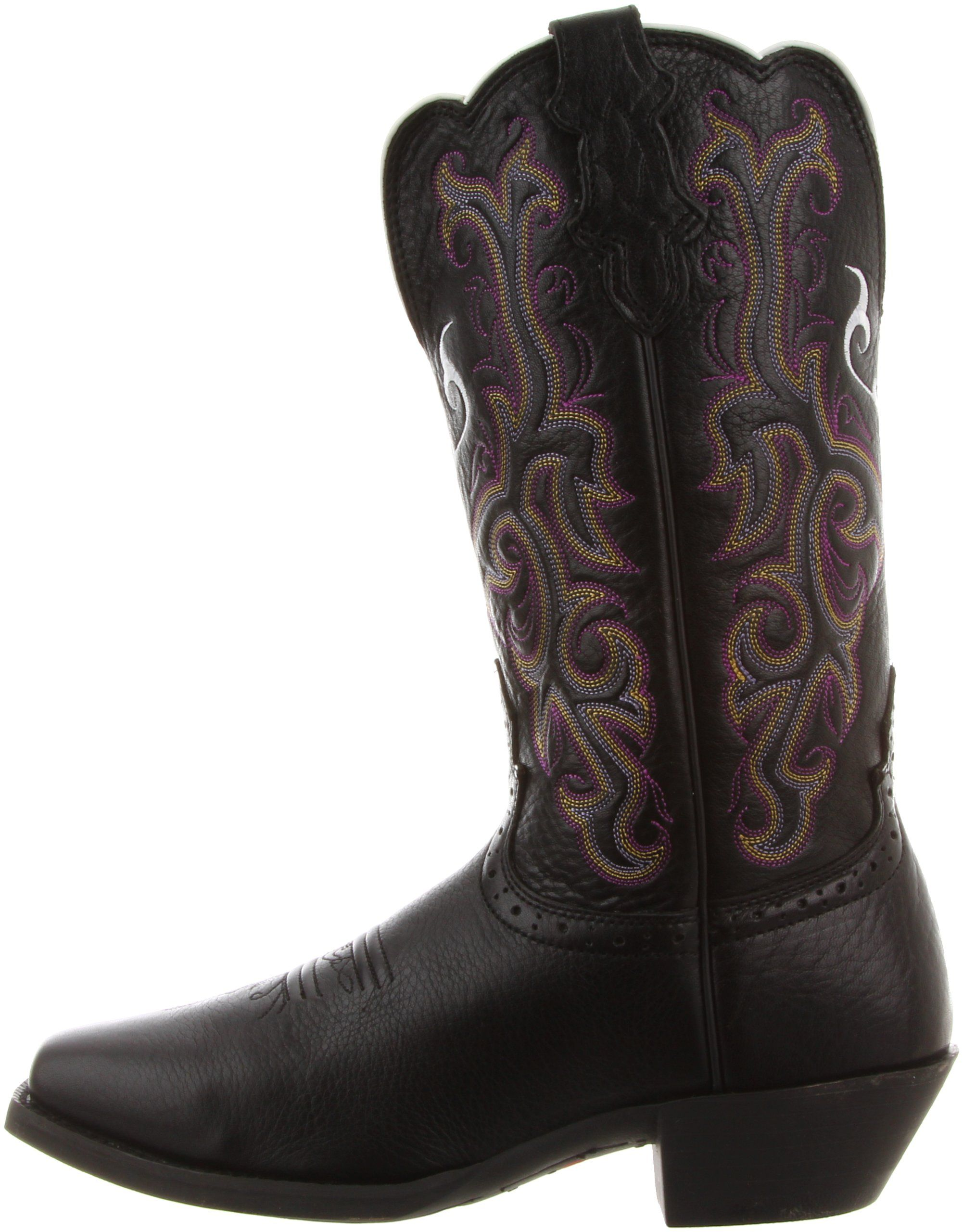 da4d2287cf0 Amazon.com  Justin Boots Women s Stampede Western Boot  Justin Deercow   Shoes