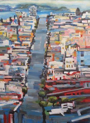 Kim Ford Kitz -Bay Area artist