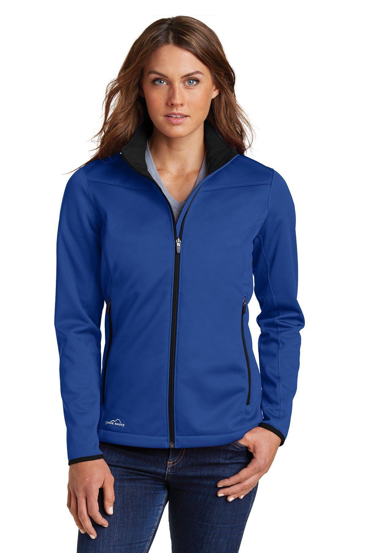 Eddie Bauer Ladies WeatherResist Soft Shell Jacket EB539