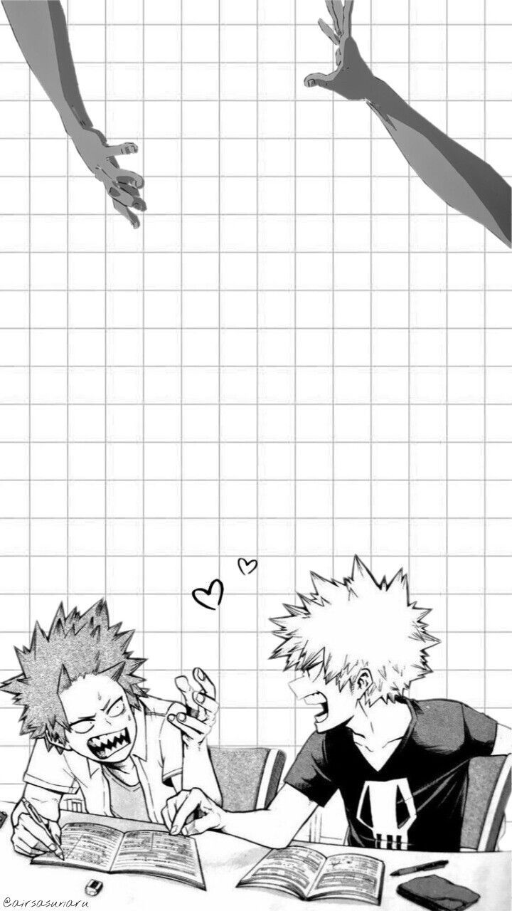 Ꮺ. Kiribaku Wallpaper 𖧧. ꩜ Em 2021 | Personagens De Anime, Animes Wallpapers, Anime 303