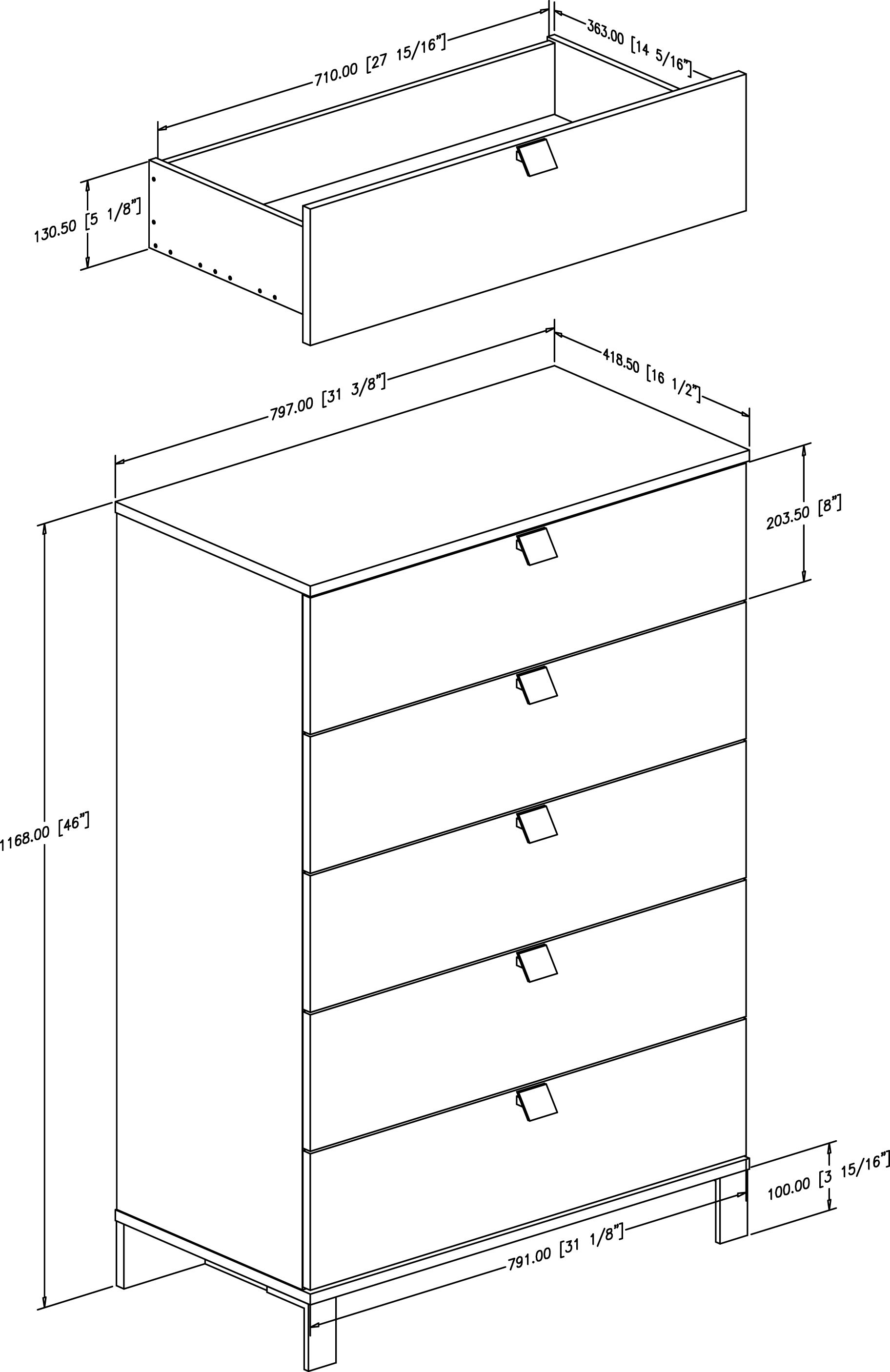 Plans To Build Plans For Chest Of Drawers Download