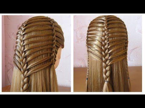 coiffure pour tous les jours cheveux long mi long coiffure. Black Bedroom Furniture Sets. Home Design Ideas