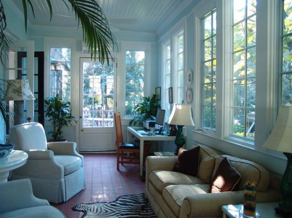 35 Beautiful Sunroom Design Ideas Sunroom Porch And