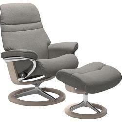 Stoffsessel -  Stressless Relax Armchair Sunrise (Set) StresslessStressless  - #boysbedroom #sofabeddiy #stoffsessel #woodenbeddiy