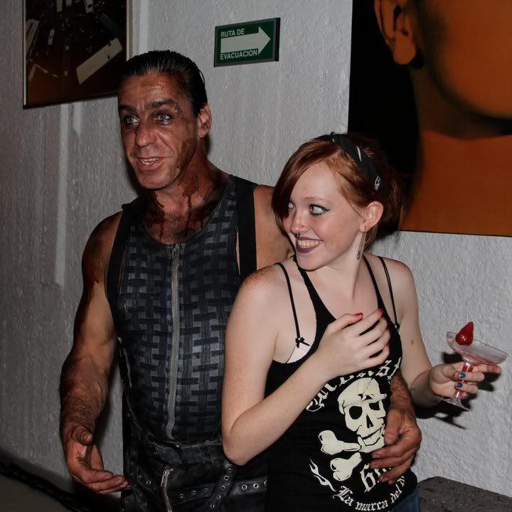 Till Lindemann Tochter