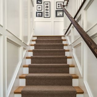 Best Individual Carpet Stair Tread Design Ideas Pictures 400 x 300