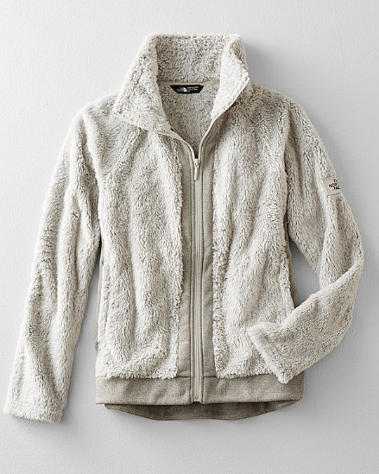 The North Face Women S Furry Fleece Jacket Wish List The North